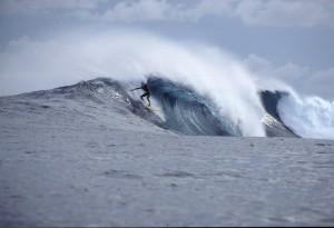 後のバレルを見れば危険度がわかる(ボートのクルー@バラクーダ)